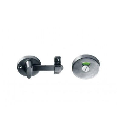 Bathroom latch with indicator JNF
