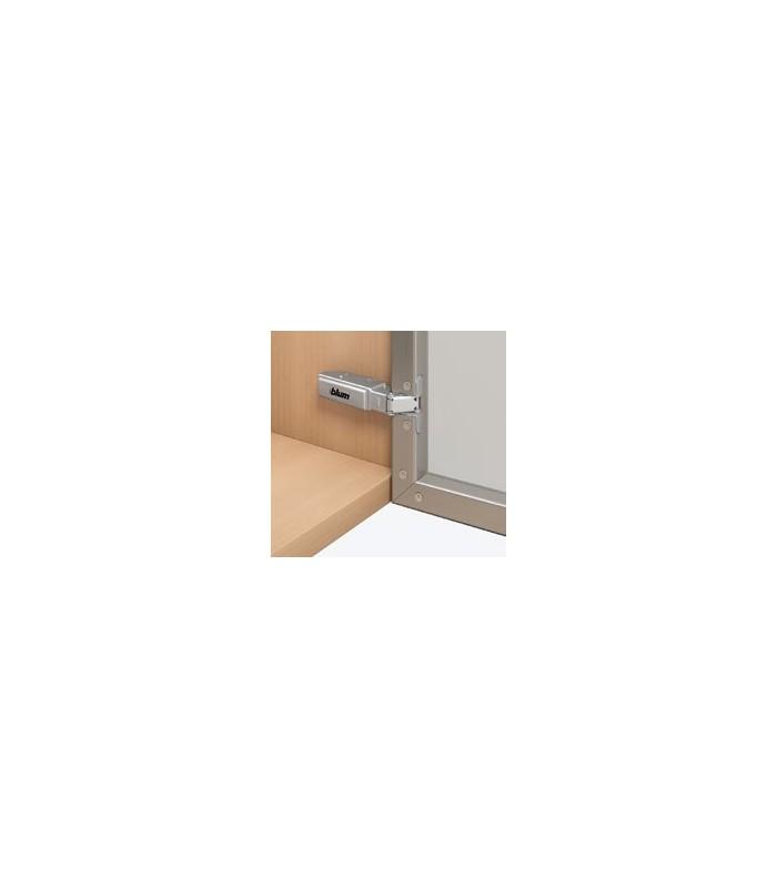 Bisagra para puerta con marco de aluminio Clip Top Blumotion 95 ...