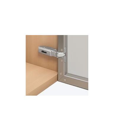 Cerniera per ante con telai in alluminio Clip Top Blumotion 95° Blum