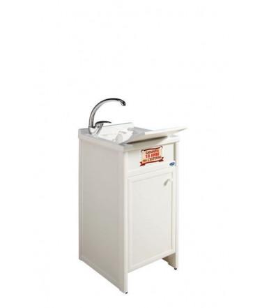 Aquilini aluminium washboard Frank