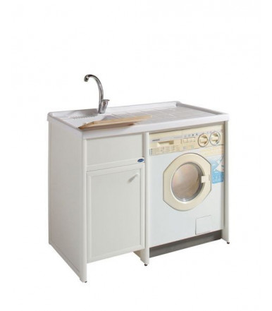 Aquilini system for cover washing machine-2 tub sx