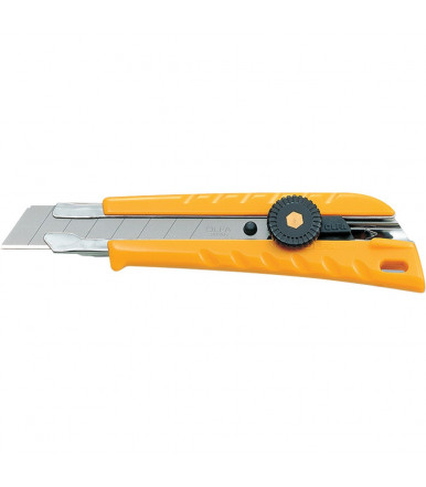 Cutter taglierino OLFA ® L-1 / BULK con rotella da 18 mm