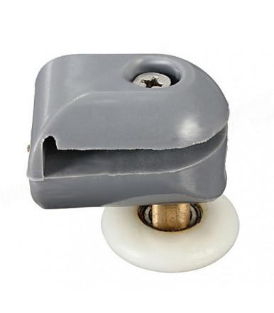 Bathroom Shower Glass 25 mm Sliding Door Rollers Top & Bottom Wheels