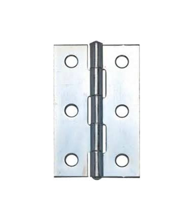 Aldeghi tight hinges galvanized steel