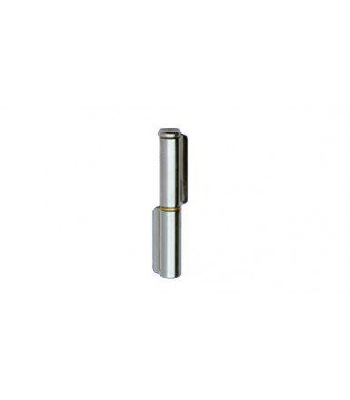 Aldeghi Welding hinges with 2 wings, stainless