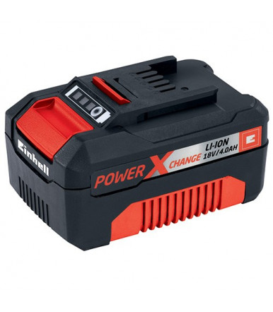 Einhell Power X-Change 18V 4,0 AH battery