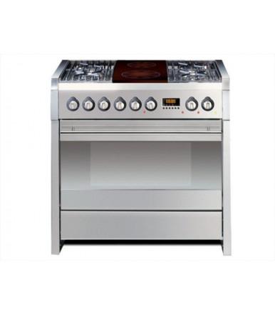 Sintesi 90 stainless steel kitchen