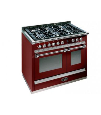 Cucina a libera installazione Ascot Steel 100