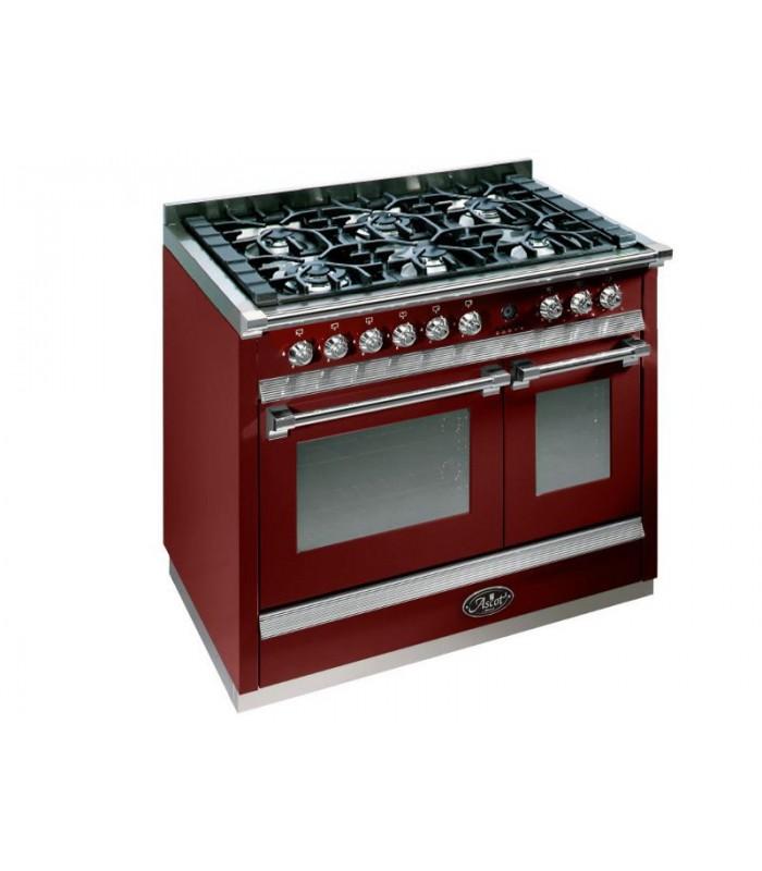 Cucina a libera installazione Ascot Steel 100 - Mancini & Mancini Shop