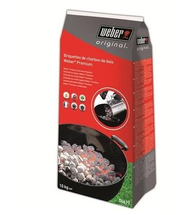 Weber coal briquettes 10 Kg