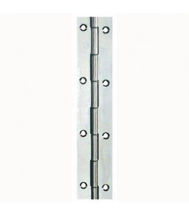 Aldeghi meter steel hinges with holes