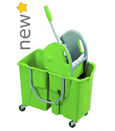 30 Lt. cart for professional cleaning