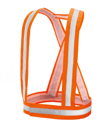 Neri Spa High visibility belts BRETELLE HV