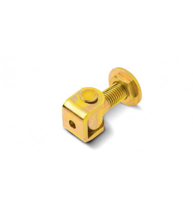 Rolling Center adjustable solder hinge