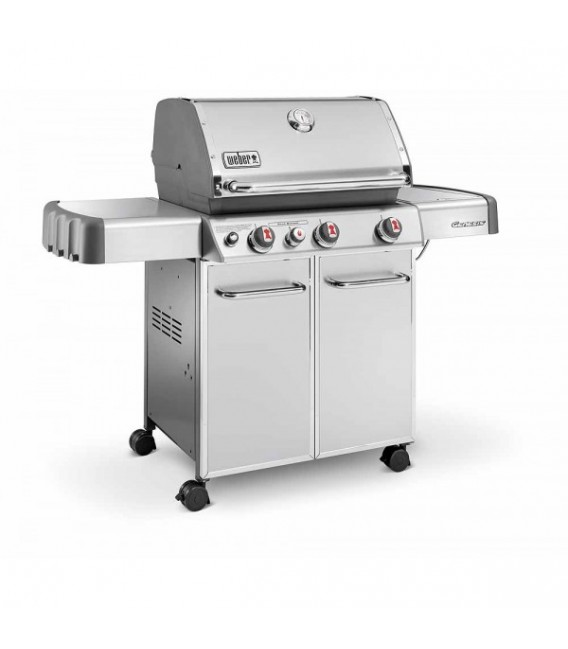 barbecue a gas weber genesis s 330 gbs inox mancini mancini shop. Black Bedroom Furniture Sets. Home Design Ideas