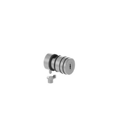 Lock with removable cylinder  JNF