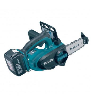 Makita BUC122 RFE battery chainsaw