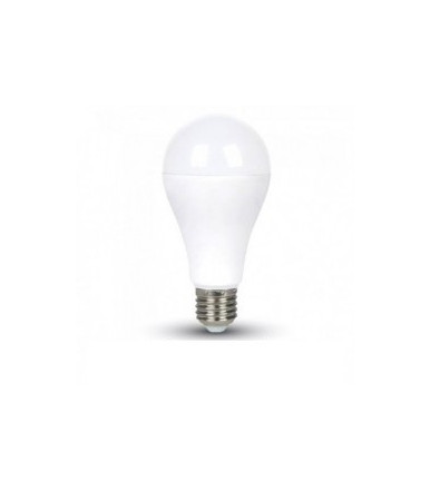 LED lamp - 12W E27 A60 Thermoplastic 6000K