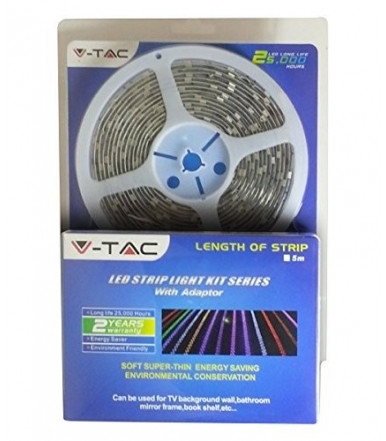 Kit completo Strip Led 5 Mt