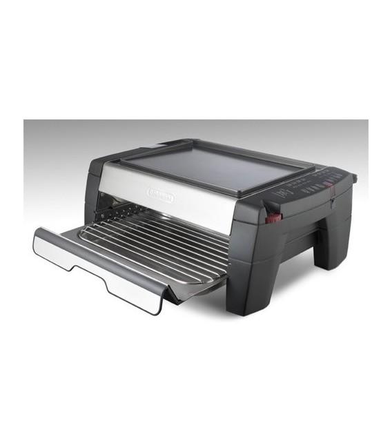 Barbecue multifunzione inox De Longhi BQ100