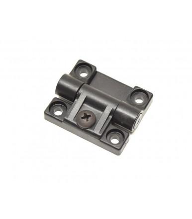 Cerniera di controllo della posizione a frizione regolabile Southco E6-10-301-20