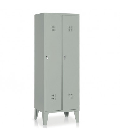 Locker 2 units mm 610x500x1800 E512