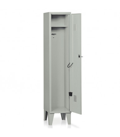 Locker 1 unit painted steel E334