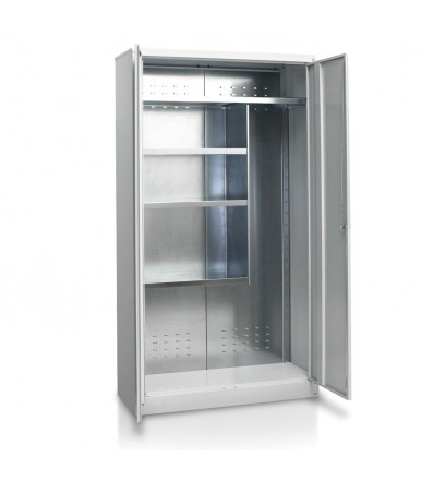 Coated galvanized multipurpose locker painted steel E440