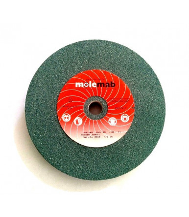 Molemab bench grinding wheels 08C080 J08V01 mm 200x25x20