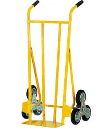 Cart for transport on stairs 6 wheels Ø mm 150 Art.021B