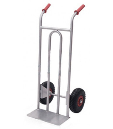 Cart AISI 304 stainless steel hand truck FM 2 wheels Ø mm 260 Art.071