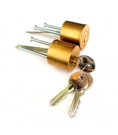 Cilindro a coppie in ottone MP50 Cortellezzi Primo