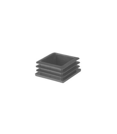 QIA - square tips finned Ivars PE 20x20 in blister packs of 100 pieces