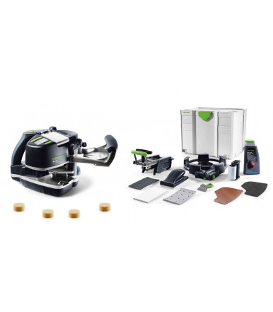 Bordatrice CONTURO KA 65 Set Festool