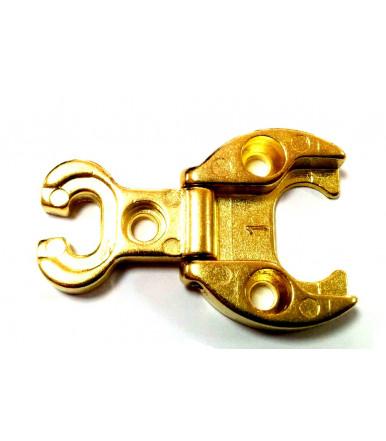 Anselmi hinges for level doors Art.232