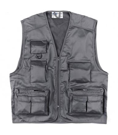 Star grey Vest