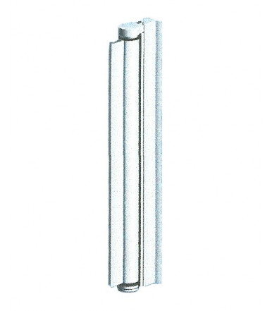 BAPUMATEC profile hinge with lifting of door opening Shower Polished Chrome