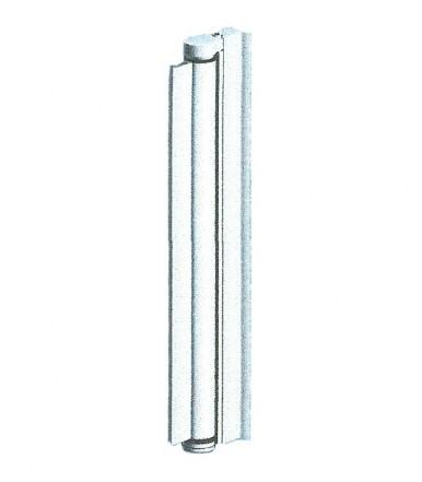 Profilo cerniera con alzata in apertura per porta Box doccia cromo lucido