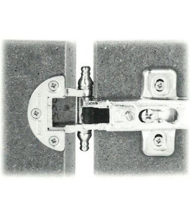 Anselmi hinges for rabbet doors Art.255