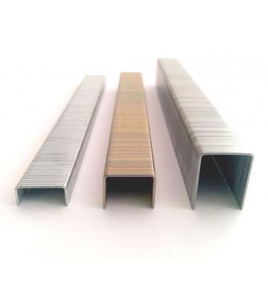 Punti graffe per impieghi leggeri serie 80 corona 12.8 mm INOX
