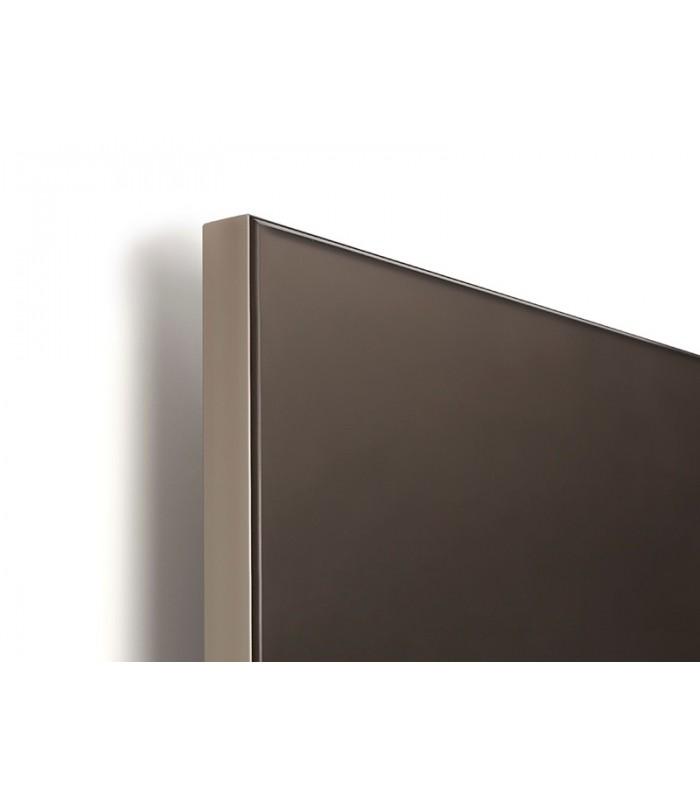 Anta Vetro Su Misura.Anta Per Mobile Con Profilo In Alluminio E Pannello In Vetro
