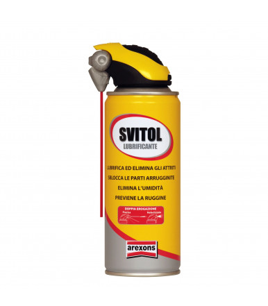 Svitol Lubricant Double Dispenser 400ml