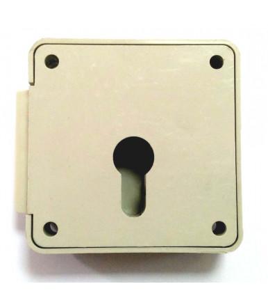 Chiavistello in plastica EMKA 1080-U2