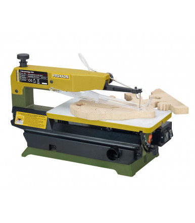 Proxxon 2-speed scroll saw DSH
