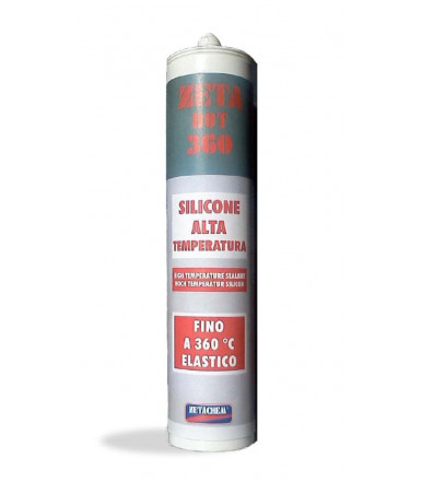 ZETA HOT 360 high temperature silicone sealant One component