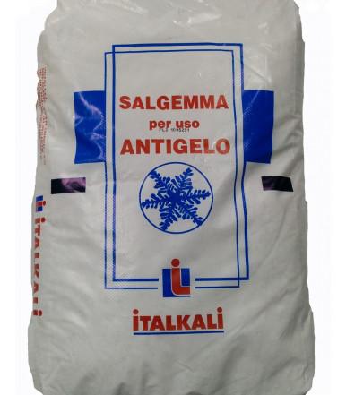 Sale per Uso Stradale Salgemma 25kg ITALKALI