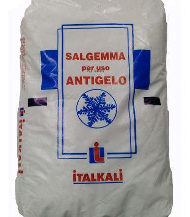 Salt for Road Use