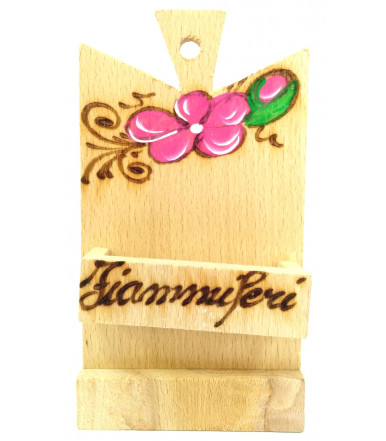 Bring matches beechwood Abruzzo handicraft