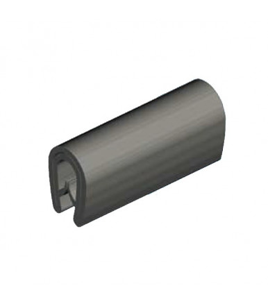 Protection profile for sheet metal and edges EMKA 1010-02 per meter