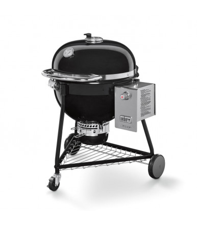Weber Barbecue Charcoal Summit Charcoal Grill Black